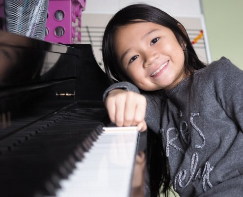 Piano Music Lessons in Grand Rapids