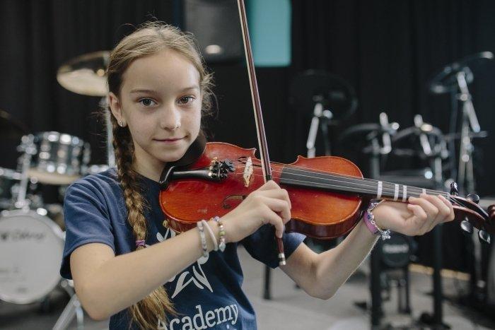 Violin Lessons in Grand Rapids Michigan