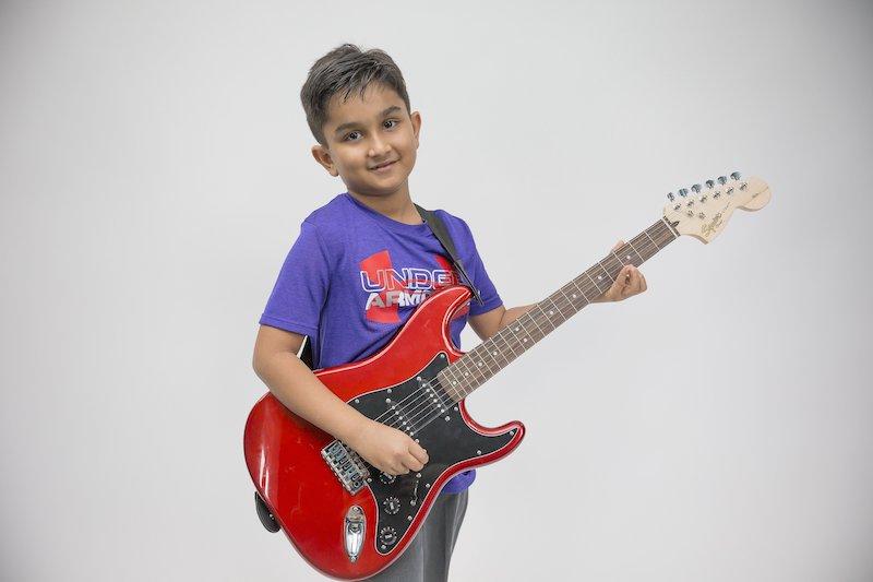 Guitar Lessons in Grand Rapids Michigan
