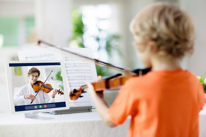 Online Violin Lessons in Grand Rapids